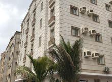 شقة روف ايجار-حي المنار-جدة