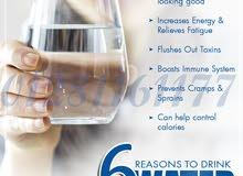 فلاتر مياه الشرب 7 مراحل