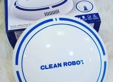 روبوت مكنسة