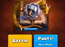 clash royal best account