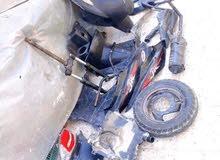 غراض اللبيع دراجة كامكو