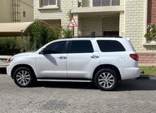 Very low mileage 2009 Sequoia LIMITED