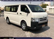 Toyota Hiace panel van 6 seater - Bahrain used 6 seater panel van