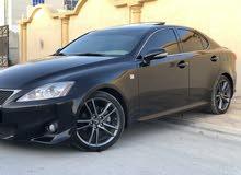Lexus is250 F sport model 2011