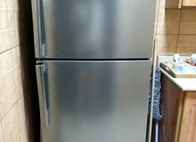 ثلاجة سامسونج 420 لتر للبيع.... Samsung refrigerator for sale
