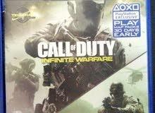 سيدي Call Of Duty infinite warfer للبيع