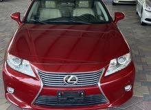 For sale a Lexus ES 350 2015 model.