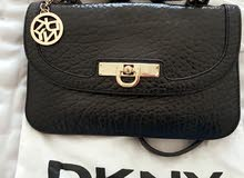 Black DKNY Hand Bag