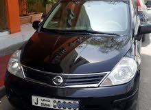 Nissan TIIDA GCC 2012