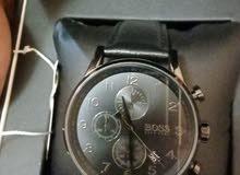 ساعة Huggo Boss للبيع