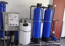 محطات تنقيه ومعالجه المياه الجوفيه