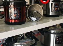 طنجرة قدر الضغط الكهربائي 6لتر 8 لتر 12لتر طبخ سريع وسهل