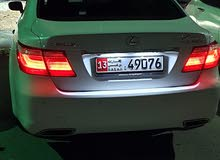 2008 Lexus LS460 US specs لكزس ل س 460 وارد امريكا