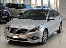 Hyundai Sonata 2016 (Silver)
