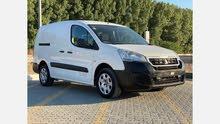 Peugeot Partner Van 2018 Ref#560