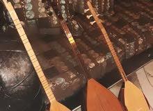 الات موسيقية للبيع جديد ومستعمل