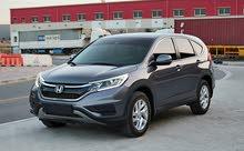 RAMADAN OFFER : 1130/Month in 0% DownPayment, Honda CRV 2018 2.4L Mid Option GCC Specs