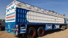 Cargo Semi trailer 13 x 2.5 Meter for sale