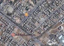 ارض للبيع ذراع الغربي حي نزال مساحه 450 متر سكن د