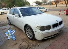I want to sale or Exchange my BMW 735li 2004
