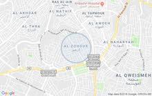 شقة طابق ثاني مساحة 140م للبيع/ الزهور _ بالقرب من مسجد خليل السالم 40