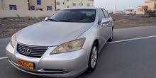 Gasoline Fuel/Power   Lexus ES 2008