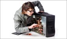 صيانة اجهزة الحاسوب والموبايلات