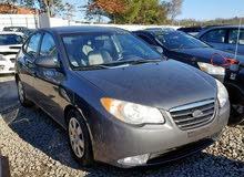 Grey Hyundai Elantra 2008 for sale