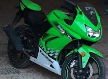 Used Kawasaki motorbike available in Tripoli