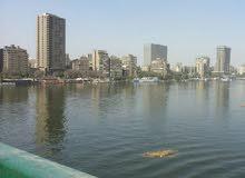 برج على النيل