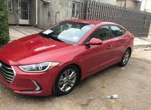 Gasoline Fuel/Power   Hyundai Elantra 2017