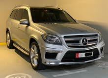Mercedes GL500!! GCC Specs!! full Service History!! No Accident!! Full Option