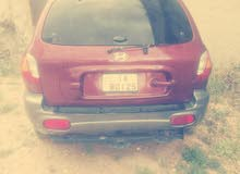 Hyundai Santa Fe car for sale 2001 in Jerash city