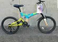 دراجة هوائية تتصفط ماركة Rally الاصلية