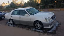 Gasoline Fuel/Power   Toyota Crown 2003