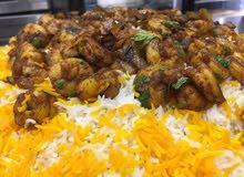 مطبخ بو احمد للمأكولات الكويتية  للطلب 65609999 السالمية ق 12  مقابل فندق الملينييوم