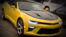 2017 Used Camaro with Automatic transmission is available for sale