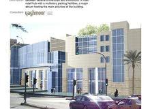 محلات للايجار في شارع الجامعه الاردنية