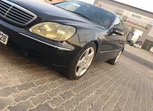 Mercedes Benz S 320 2000 - Abu Dhabi