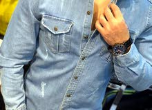 قمصان رجالي مقاسات S M L XL XXL جملة فقط