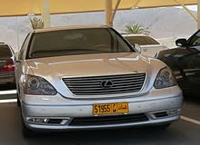 Used condition Lexus LS 2006 with 120,000 - 129,999 km mileage