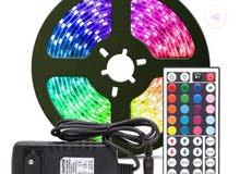 مطلوب مراوح واضائة RGB