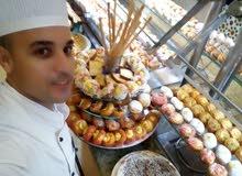 محمد سعد 35 سنة من المنصورة مصر شيف خباز