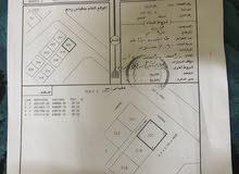 للجادين  للبيع أرض تجارية محافظة شمال