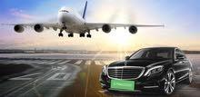 خدمة استقبال مطار توصيل او تأجير سيارات سياحية