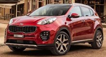 Kia Sportage for rent in Giza