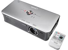 داتا شو او بروجكتور شارب Sharp XR-1S Ultra Portable DLP Video Projector -1100 Lumens SVGA