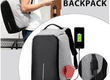 حقيبة الظهر USB