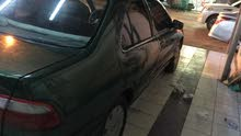 Nissan Sunny 1999 For sale - Green color