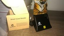 جهاز قاريء البطاقات ID card reader